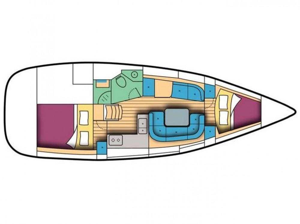Huur Zeilboot met of zonder schipper Jeanneau in Lissabon
