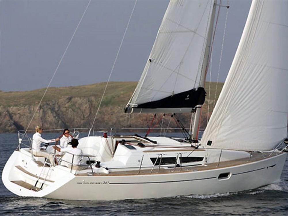 Bootverhuur Jeanneau Sun Odyssey 36i in Lissabon via SamBoat