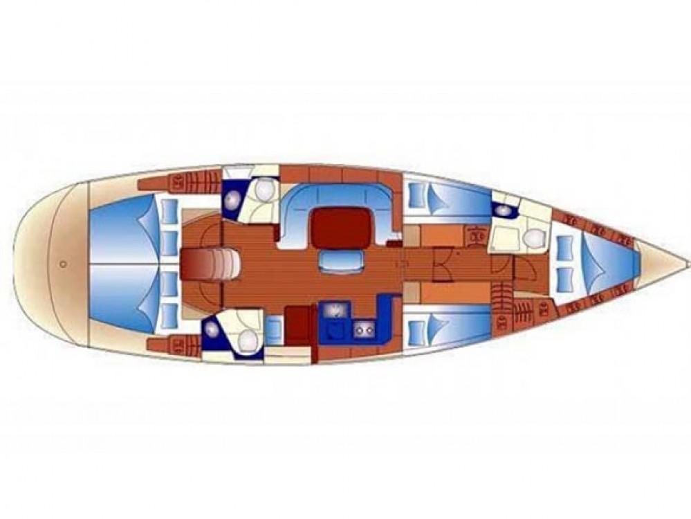 Verhuur Zeilboot in Kontokali - Bavaria Bavaria 49
