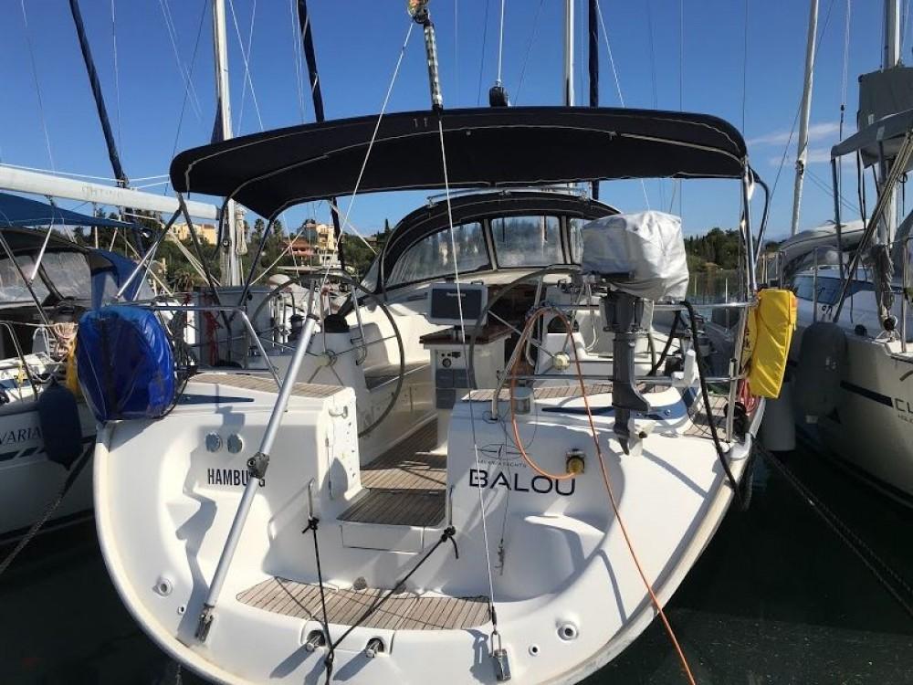 Jachthuur in Marina Gouvia - Bavaria Bavaria 42 Cruiser via SamBoat