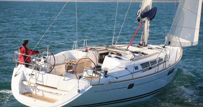 Bootverhuur Gouviá goedkoop Sun Odyssey 44 i Eigner Version