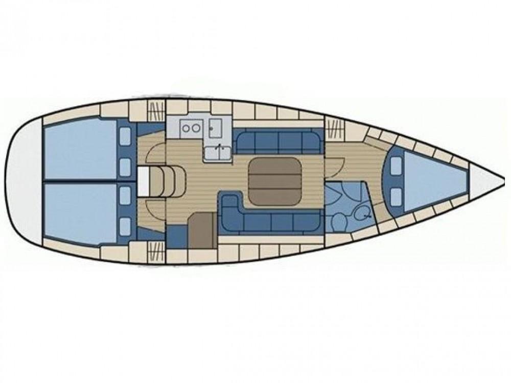 Huur Zeilboot met of zonder schipper Bavaria in Marina Gouvia