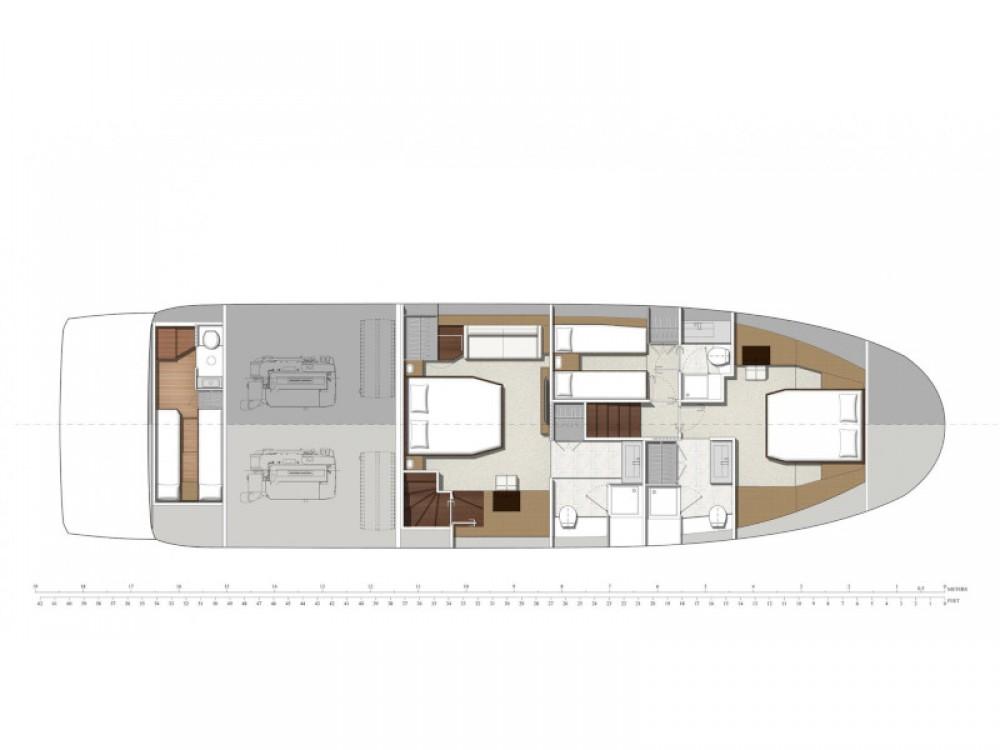 Huur Jacht met of zonder schipper Jeanneau in Marina Port de Mallorca