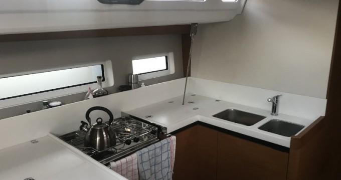Jeanneau Sun Odyssey 440 te huur van particulier of professional in Palma de Mallorca