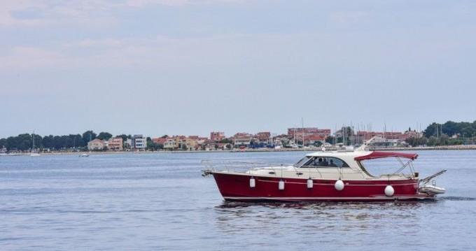 Bootverhuur Zadar goedkoop ADRIANA 44