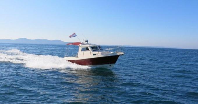 Jachthuur in Zadar - Damor Damor 700 via SamBoat
