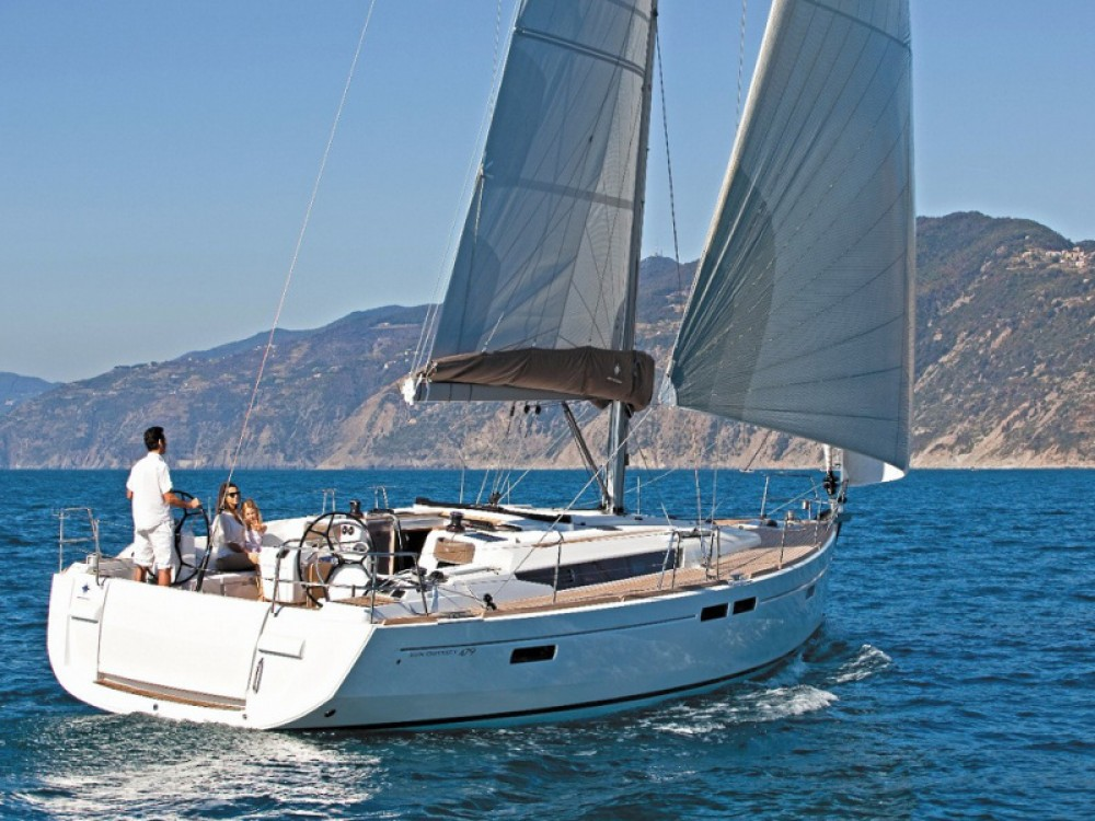 Jachthuur in El Rosario - Jeanneau Sun Odyssey 519 via SamBoat