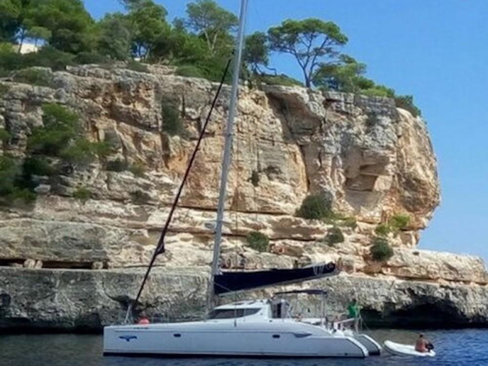 Verhuur Catamaran in Ciudad de Cienfuegos - Fountaine Pajot Lavezzi 40-4