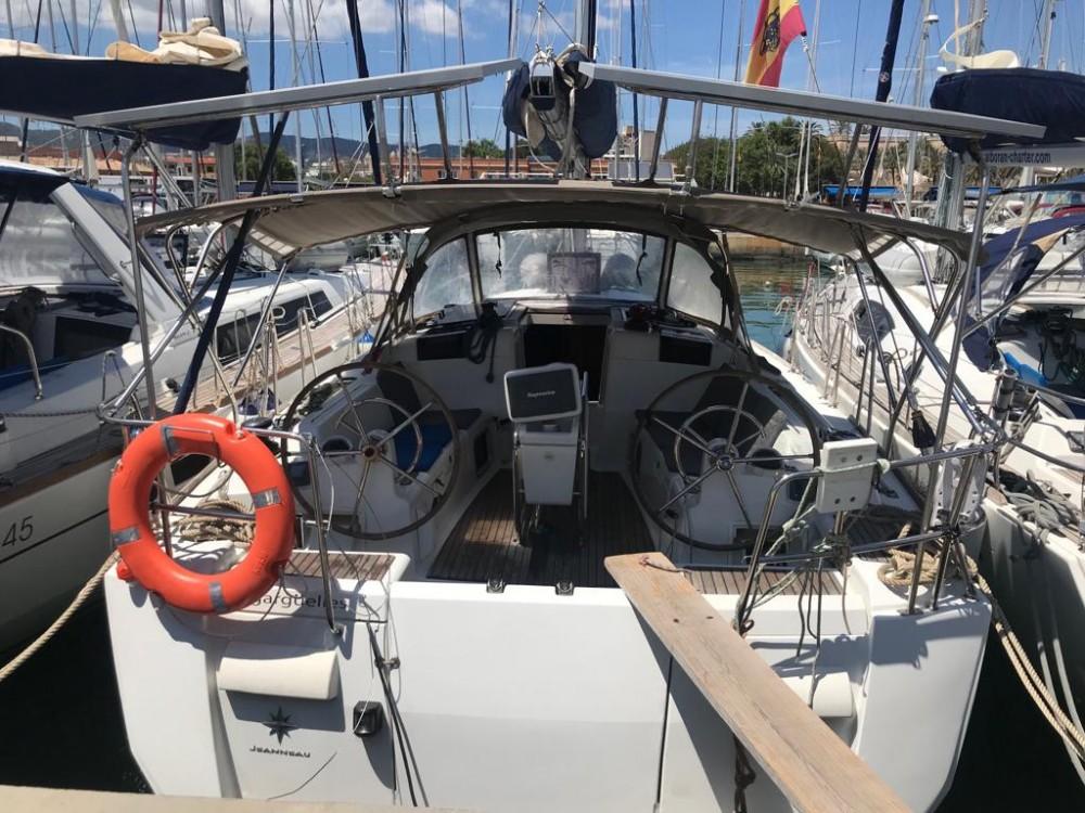 Huur Zeilboot met of zonder schipper Jeanneau in Arona