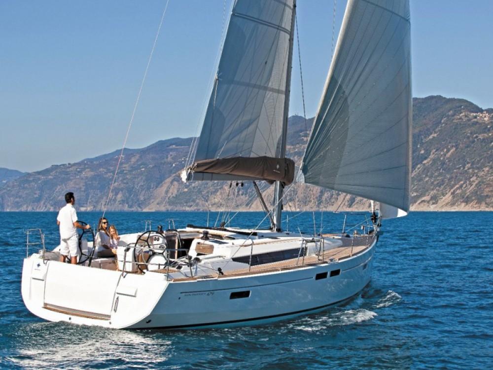 Zeilboot te huur in Spain voor de beste prijs