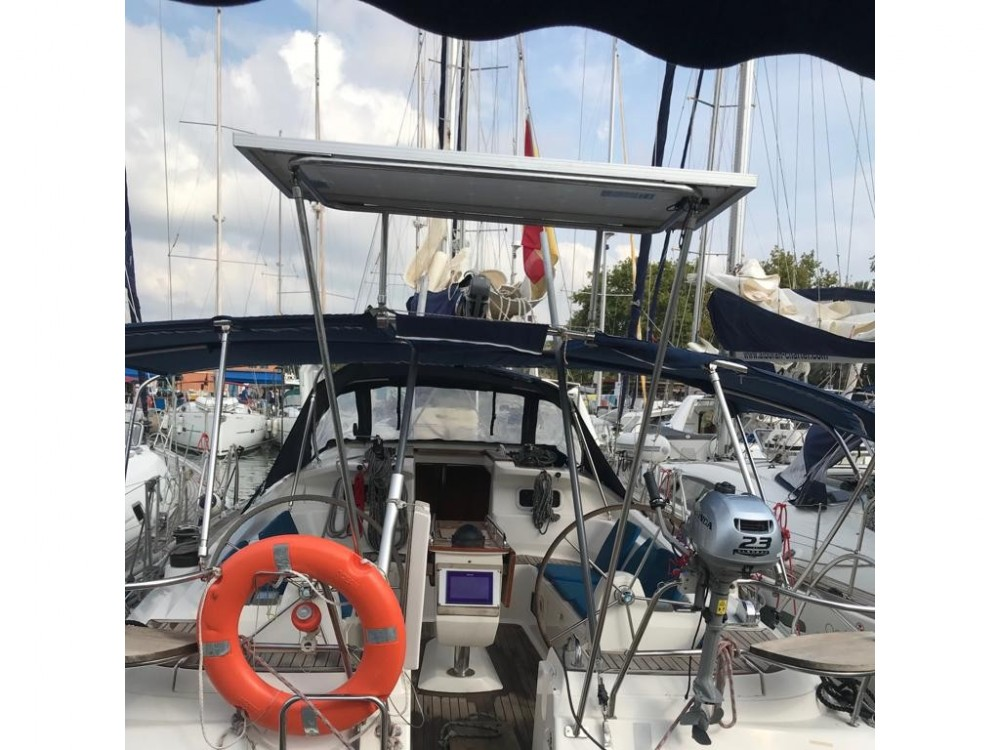 Jachthuur in Palma de Mallorca - Elan Elan 434 Impression 1 via SamBoat