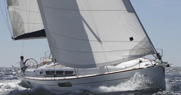 Huur Zeilboot met of zonder schipper Jeanneau in Pálairos