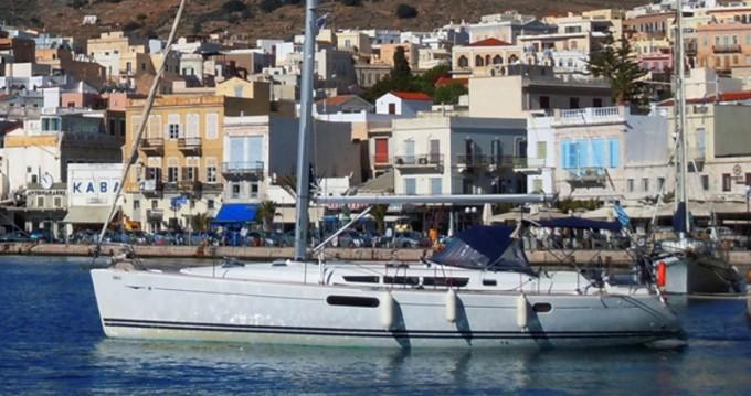 Verhuur Zeilboot in Pálairos - Jeanneau Sun Odyssey 44i