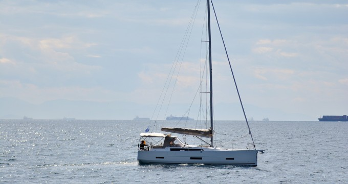 Huur Zeilboot met of zonder schipper Dufour in Gouviá