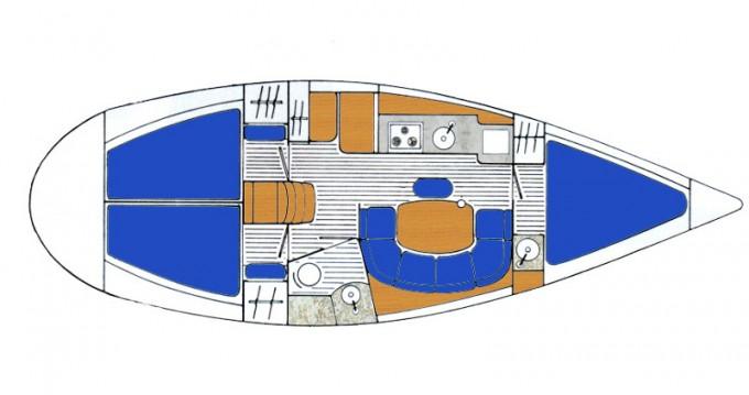 Zeilboot te huur in Pálairos voor de beste prijs