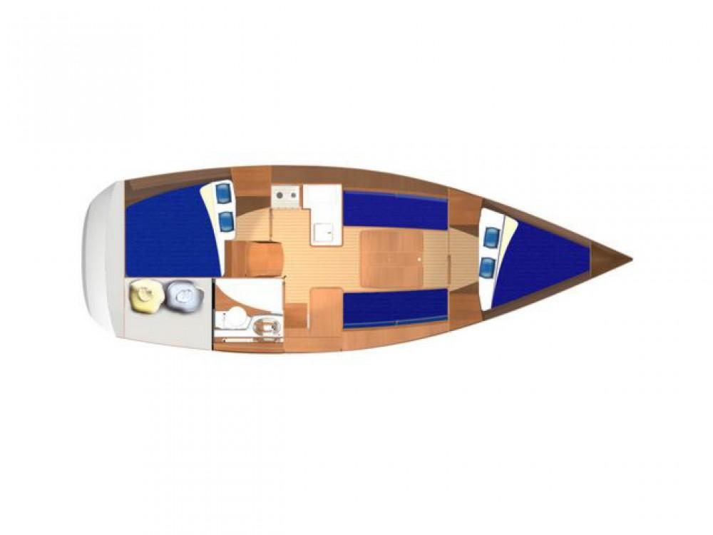 Huur Zeilboot met of zonder schipper Dufour in Izola / Isola