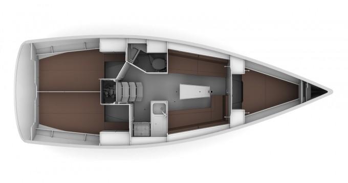 Huur Zeilboot met of zonder schipper Bavaria in Izola