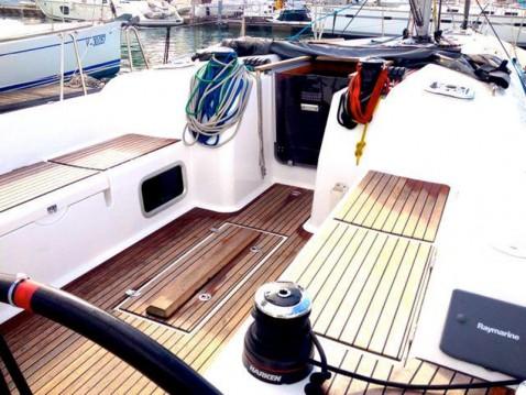 Bootverhuur Dufour Dufour 45 in Izola via SamBoat