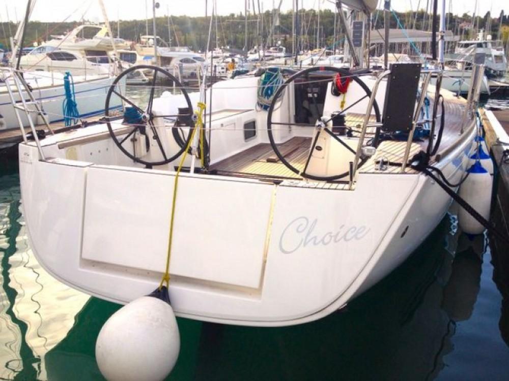 Bootverhuur Dufour Dufour 45 in Izola / Isola via SamBoat