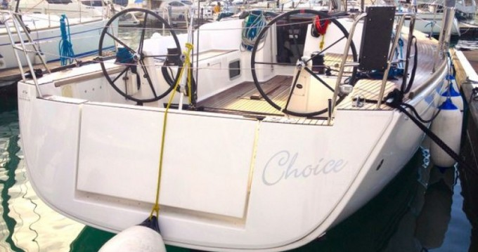 Verhuur Zeilboot in Izola - Dufour Dufour 45