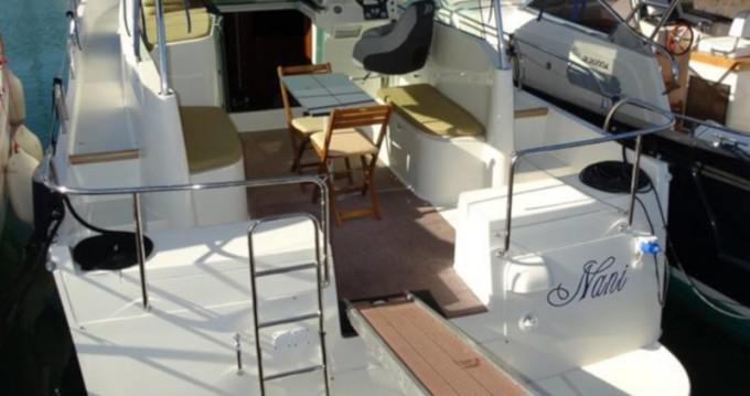 Huur Motorboot met of zonder schipper Delphia in Izola