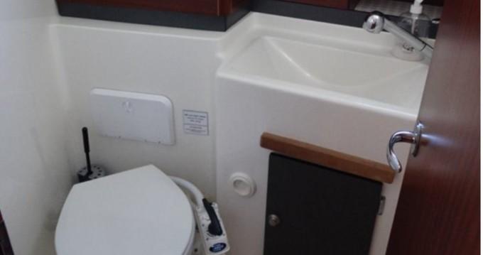 Verhuur Motorboot in Izola - Delphia Delphia 1050 Escape