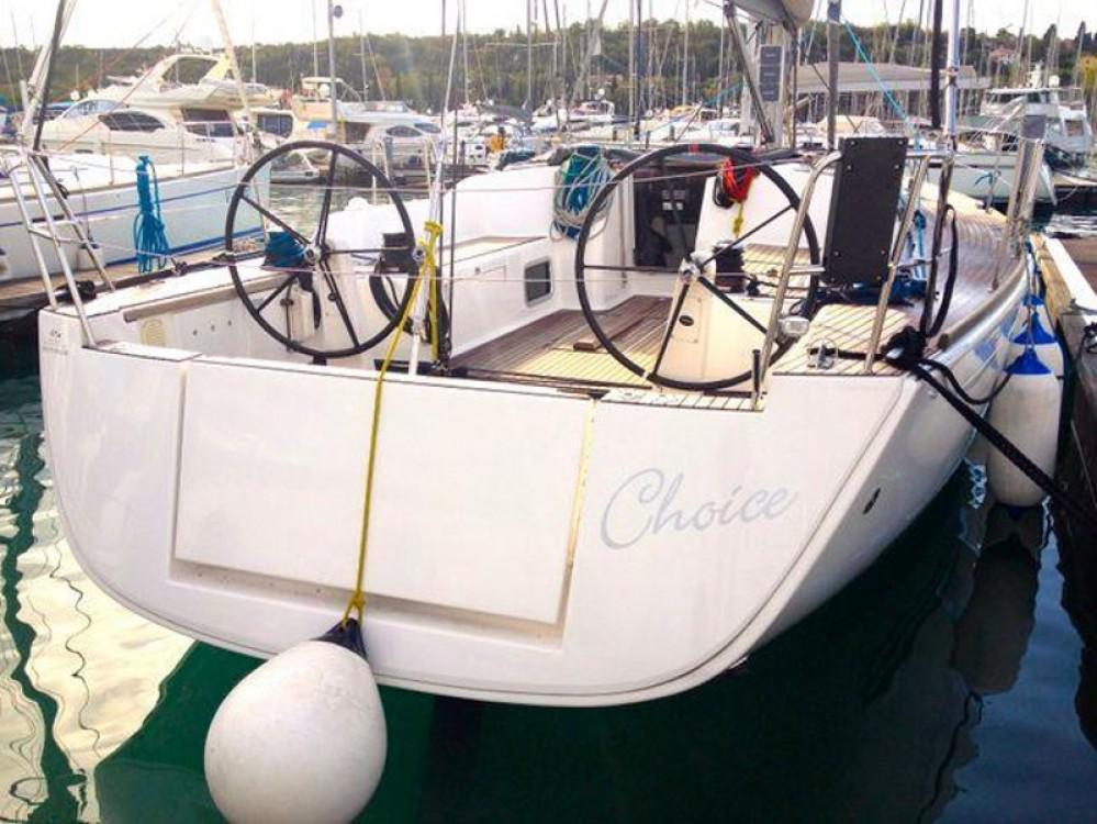 Verhuur Zeilboot in Izola / Isola - Dufour Dufour 45
