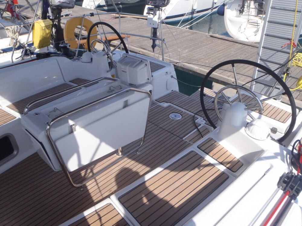 Verhuur Zeilboot in Κως - Jeanneau Sun Odyssey 439