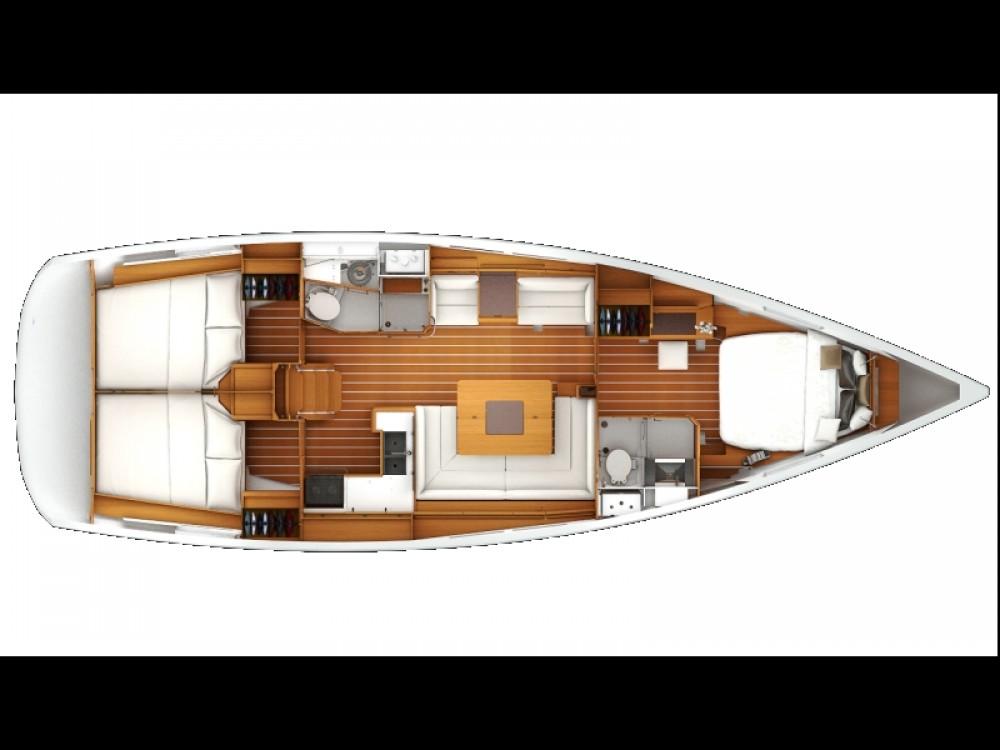 Bootverhuur Jeanneau Sun Odyssey 439 in Κως via SamBoat