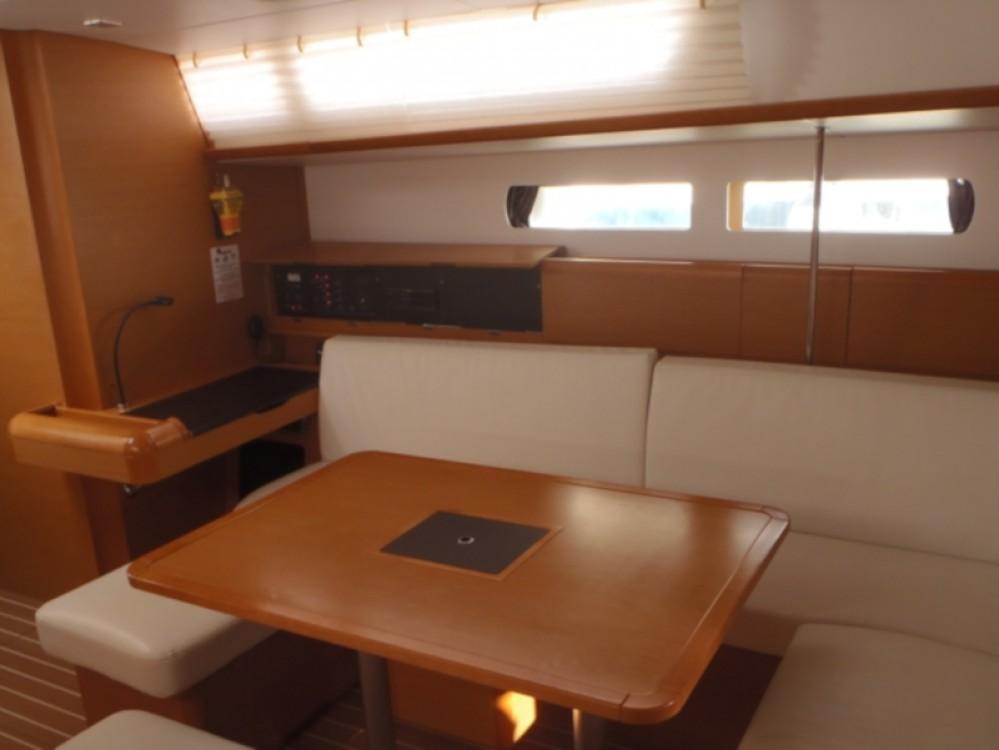 Verhuur Zeilboot in Βόλος - Jeanneau Sun Odyssey 479