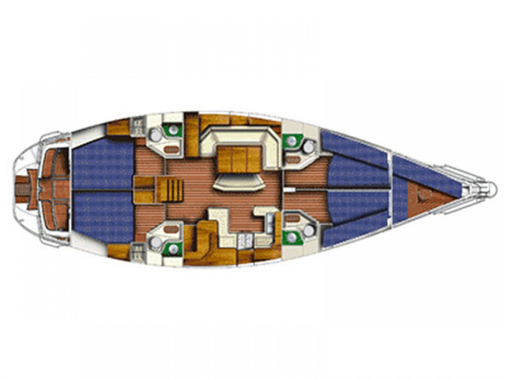 Jachthuur in  - Jeanneau Sun Odyssey 52.2 via SamBoat