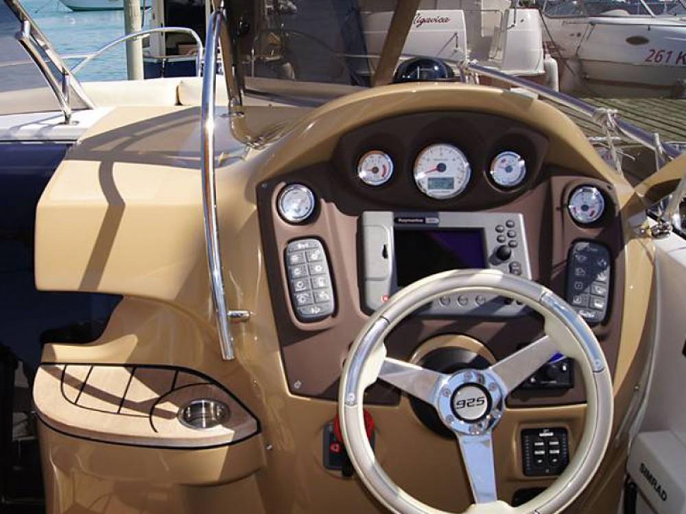 Bootverhuur  goedkoop Sessa Marine S26