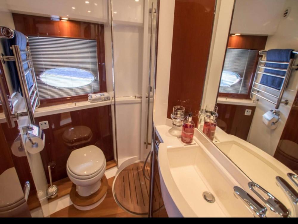 Verhuur Motorboot in Trogir - Princess Princess 54 Fly