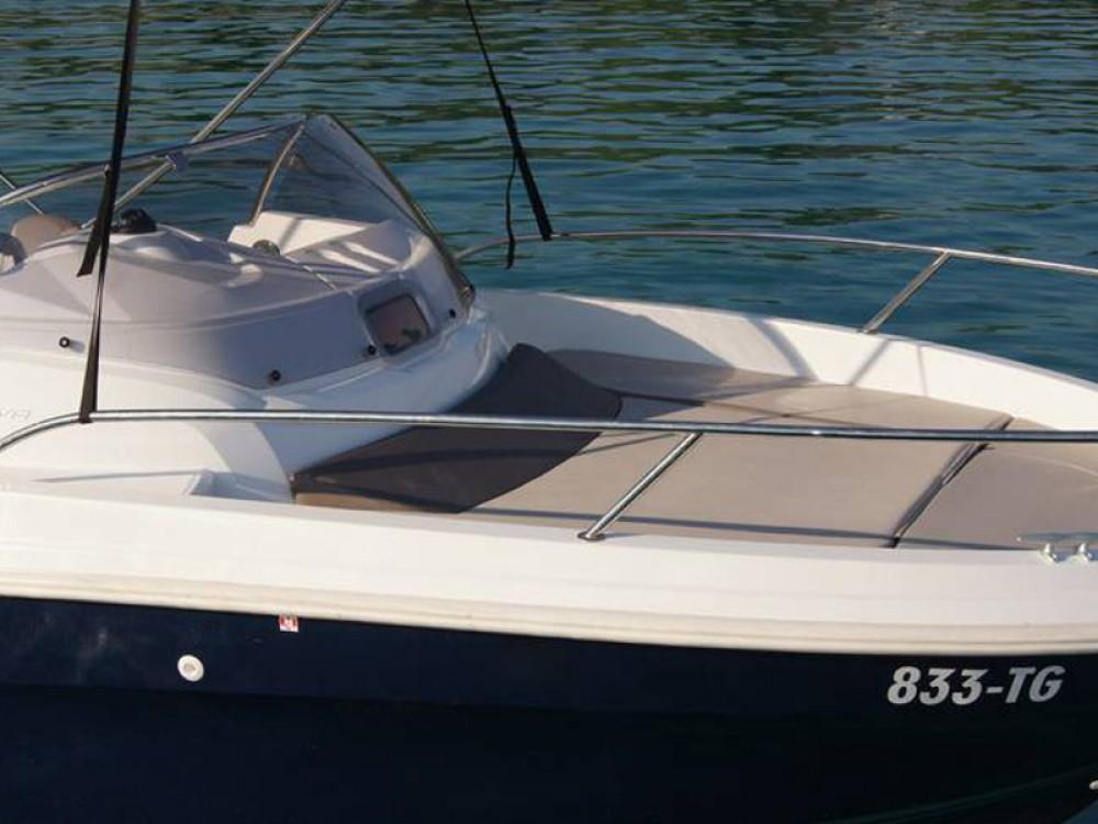 Bootverhuur  goedkoop Jeanneau Cap Camarat 5.5WA S2