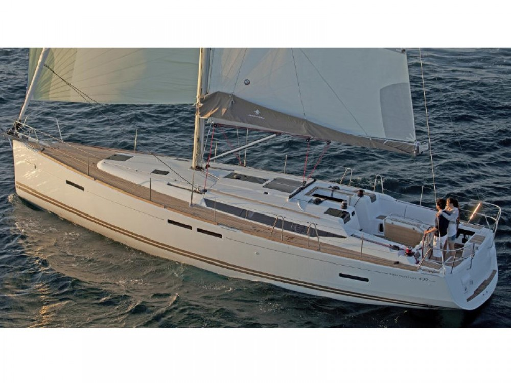 Jeanneau Sun Odyssey 439 te huur van particulier of professional in Tivat