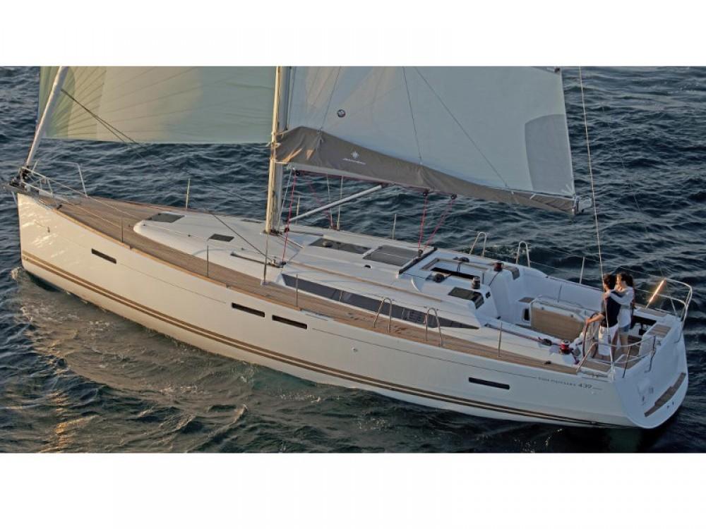 Jachthuur in Tivat - Jeanneau Sun Odyssey 439 via SamBoat