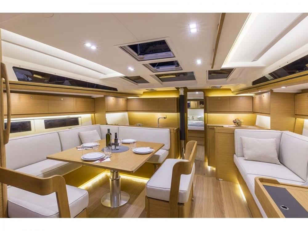 Verhuur Zeilboot in Porto Lotti - Dufour Dufour 520 Grand Large
