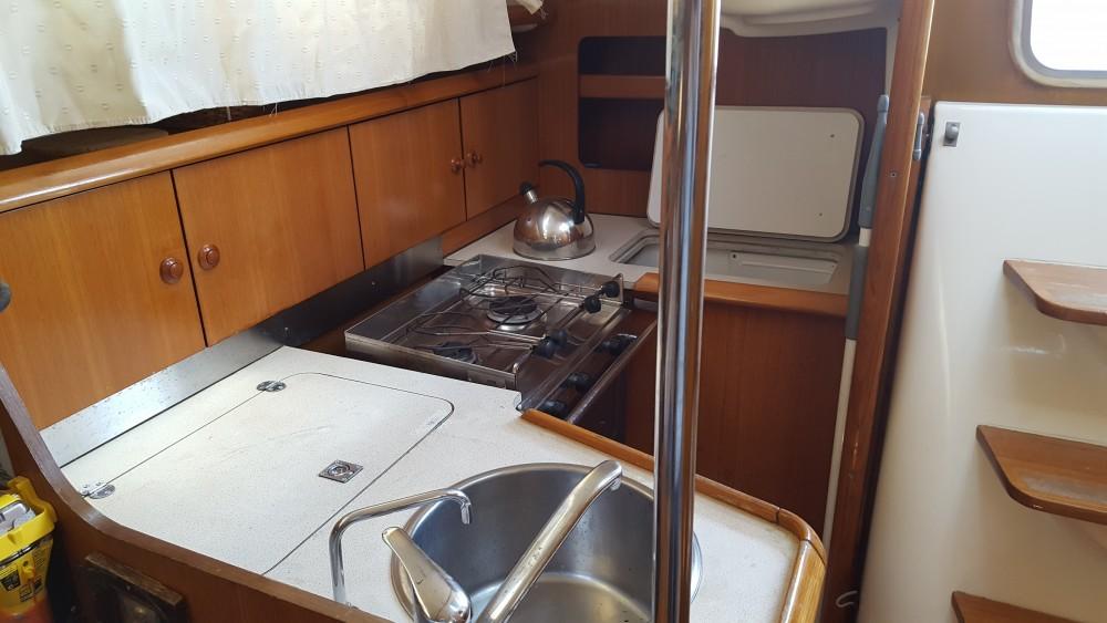 Bootverhuur Marina de Alimos goedkoop Sun Odyssey 32
