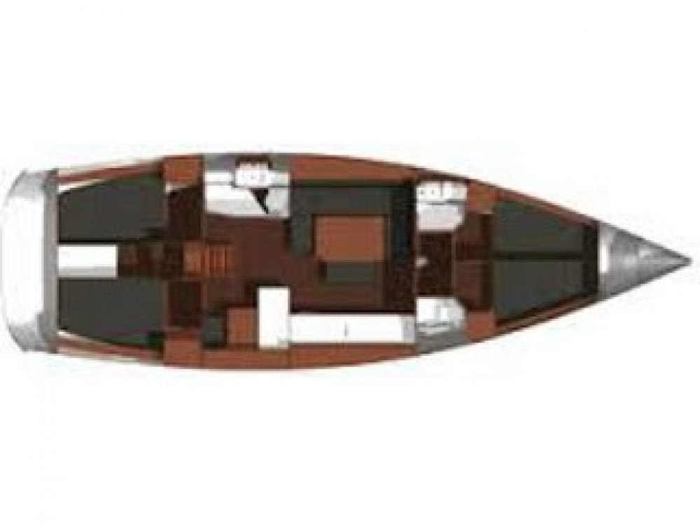 Verhuur Zeilboot in Álimos - Dufour Dufour 450 GL