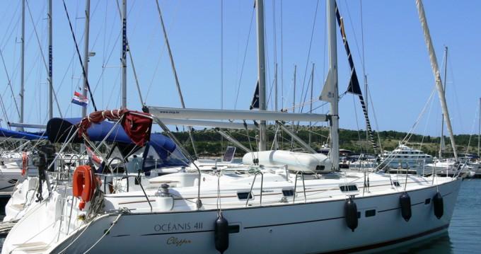Verhuur Zeilboot in Šibenik - Bénéteau Oceanis 411 Clipper