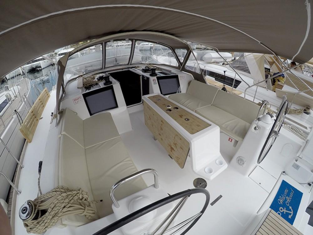 Verhuur Zeilboot in  - Dufour Dufour 460 4 cab