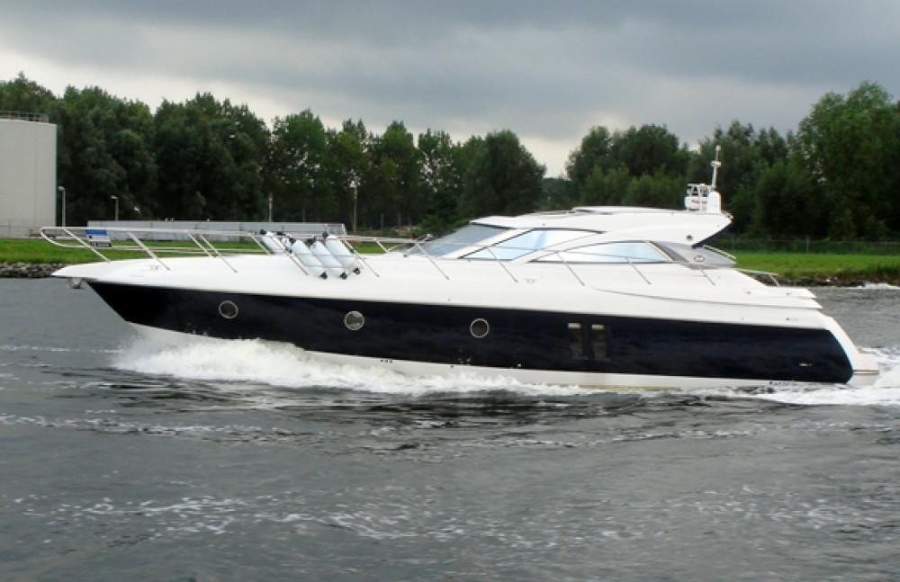 Verhuur Motorboot SESSA met vaarbewijs