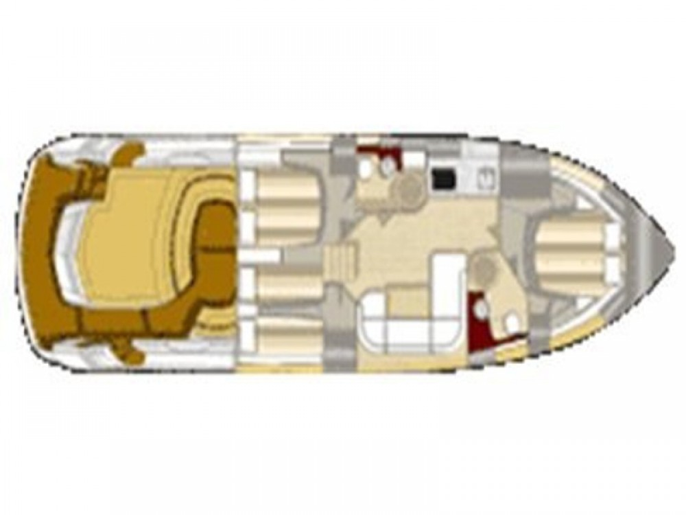 Verhuur Motorboot in Šibenik - SESSA Sessa C52