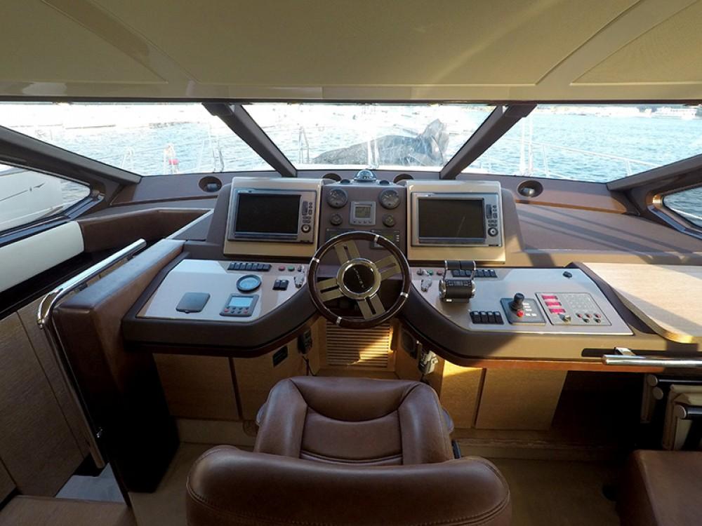 Verhuur Motorboot in Šibenik - Azimut Azimut 58