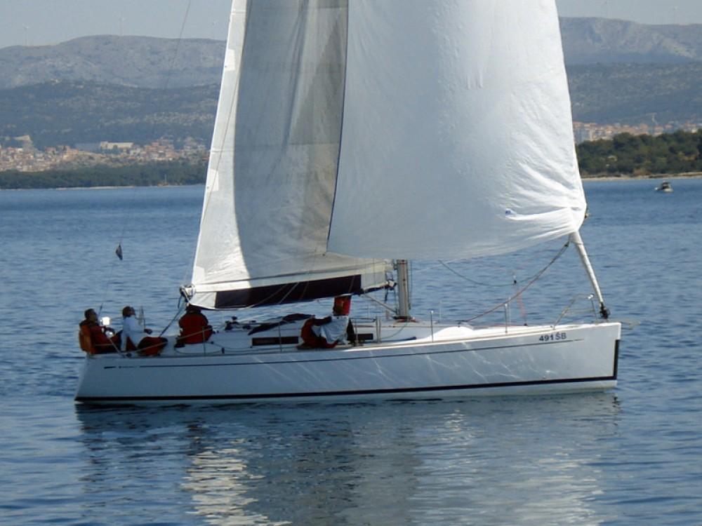 Verhuur Zeilboot Grand Soleil met vaarbewijs