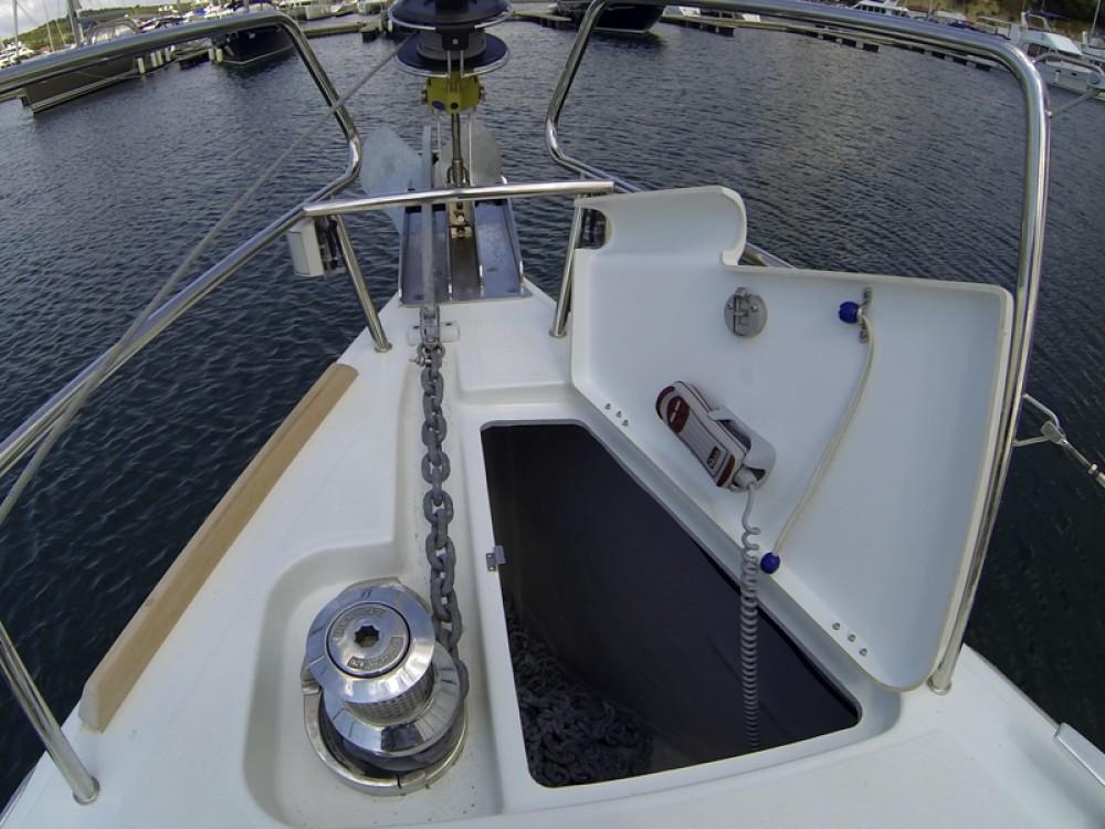 Jachthuur in  - Bénéteau Oceanis 50 via SamBoat