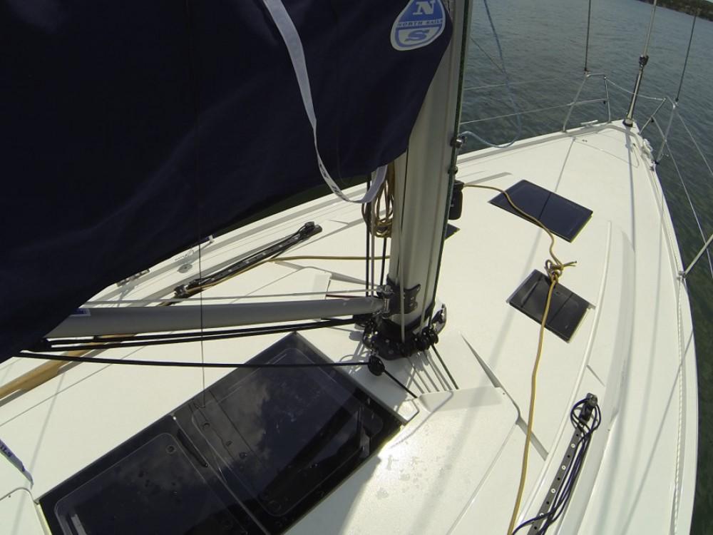 Bootverhuur Grand Soleil Grand Soleil 39 in Šibenik via SamBoat