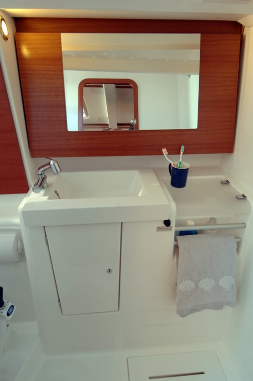 Verhuur Zeilboot in Šibenik - Dufour Dufour 375 GL