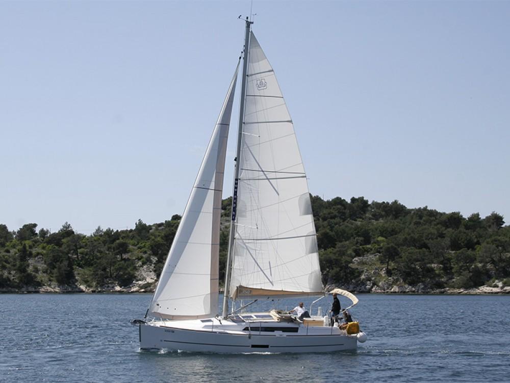 Jachthuur in Šibenik - Dufour Dufour 350 GL via SamBoat