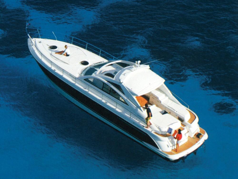 Verhuur Motorboot in Šibenik - Fairline Fairline Targa 52 GT
